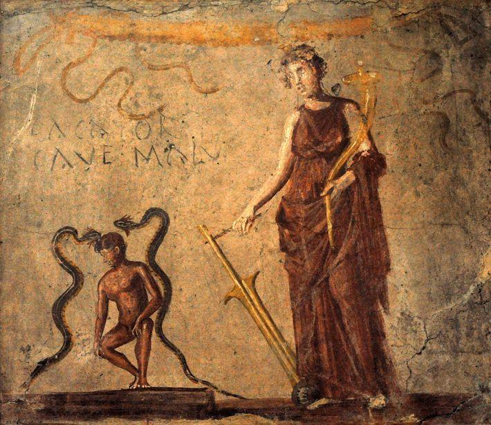 Isis in Pompeii