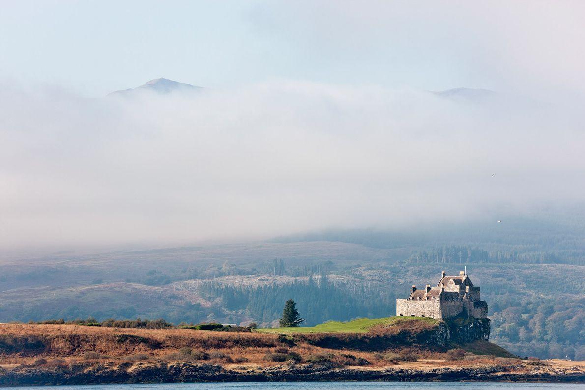 Isle of Mull, Inner Hebrides, Scotland