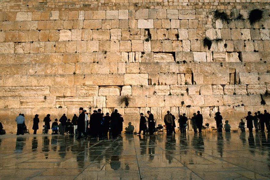 Israel: Into the Holy Land