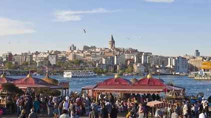 City life: Istanbul