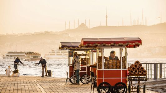 A culinary guide to Istanbul, Turkey