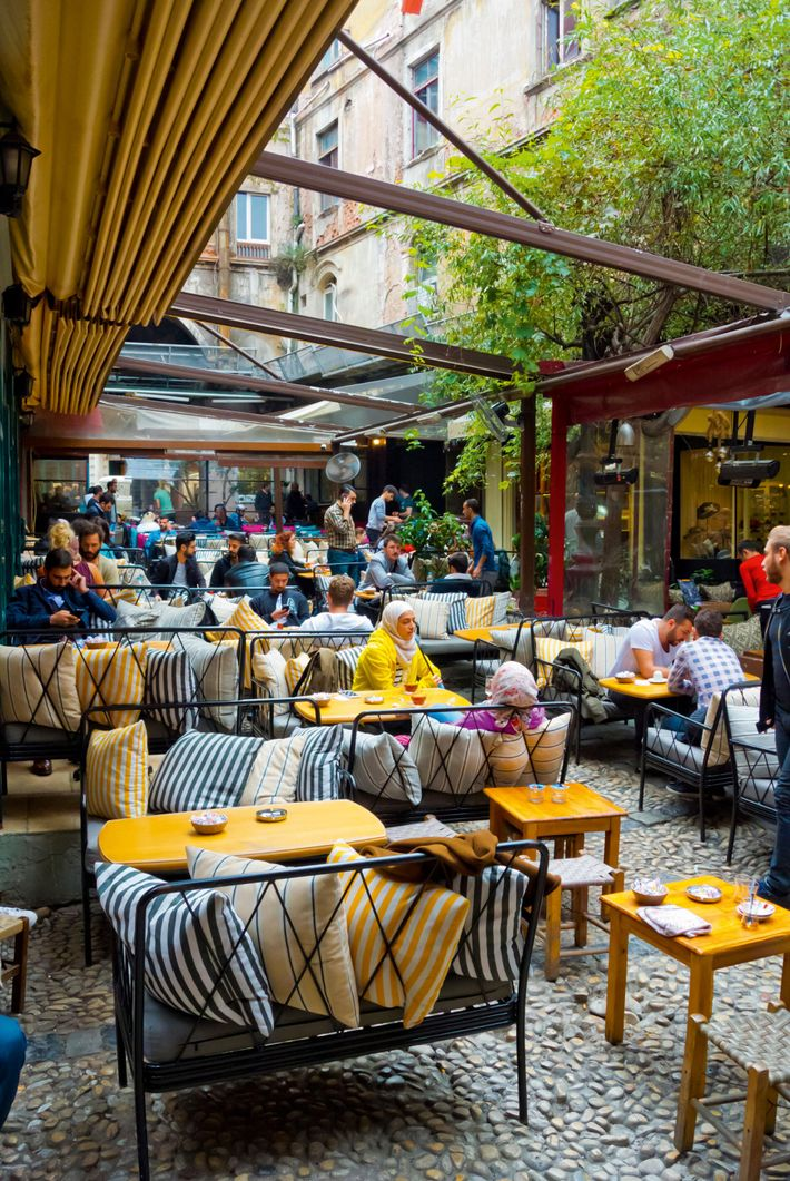 Step off Istiklal and into Beyoğlu's maze of backstreets, which are home to hundreds of bars, ...