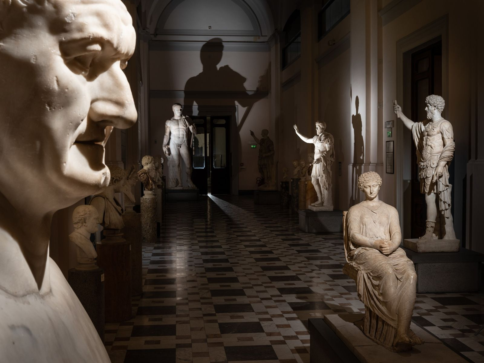 Museums' treasures endure, but how the public sees them may change