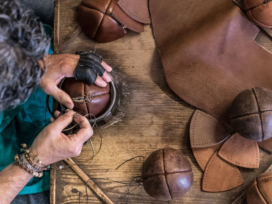Meet the village artisans keeping traditions alive in Le Marche, Italy