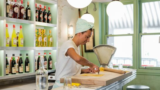 Masha Rener is head chef at Lina Stores in London.