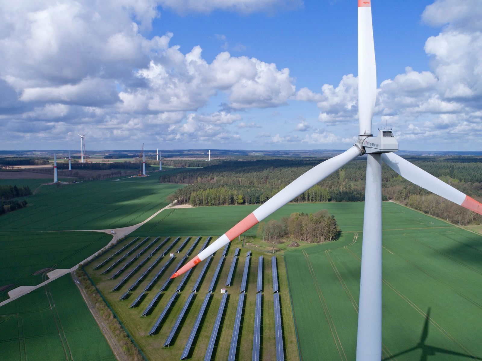 Wind and solar power have been widely adopted as cleaner steps away from fossil fuel-derived energy. ...