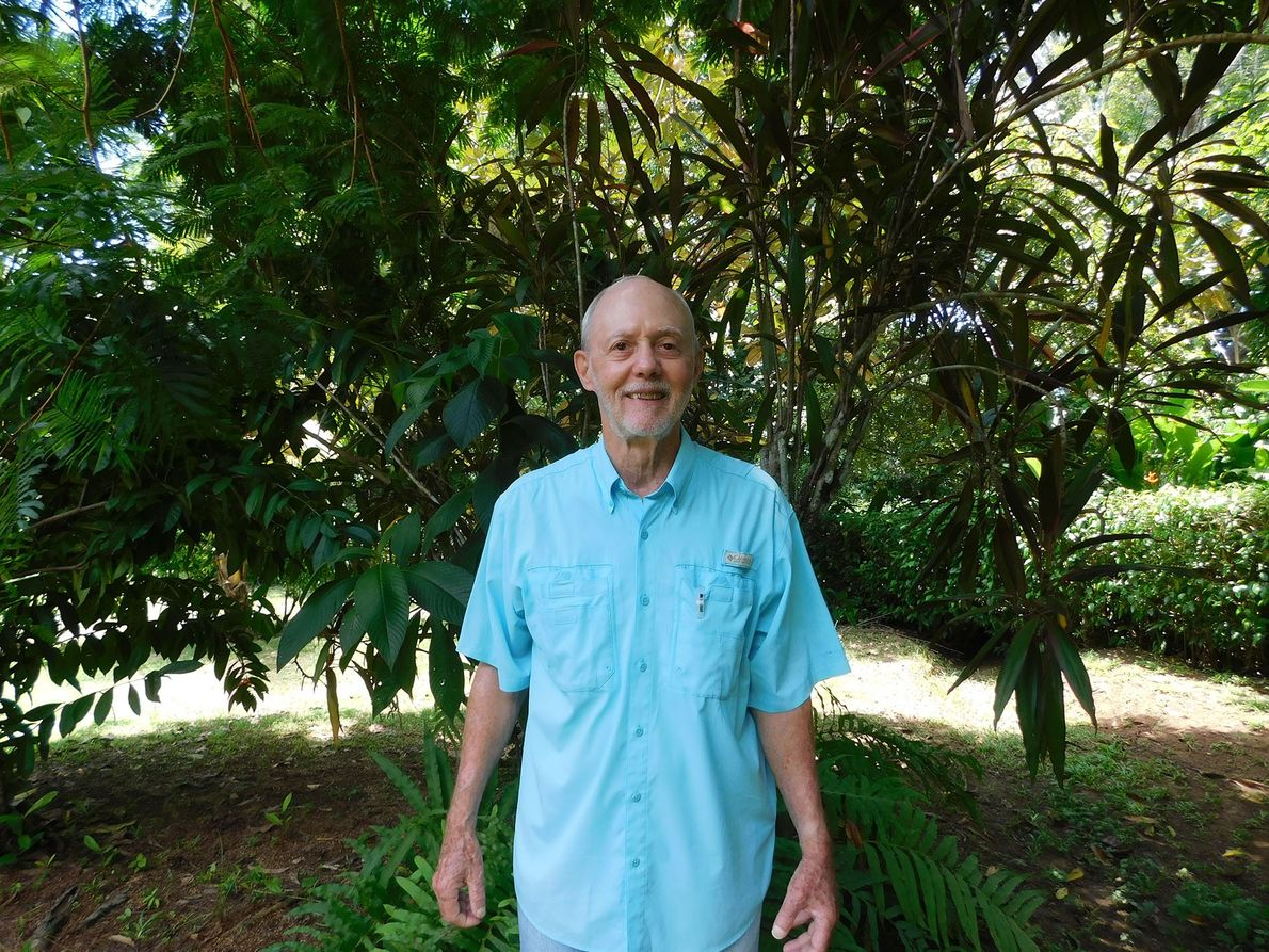 Meet the environmentalist: Jack Ewing on eco-tourism and saving the rainforests