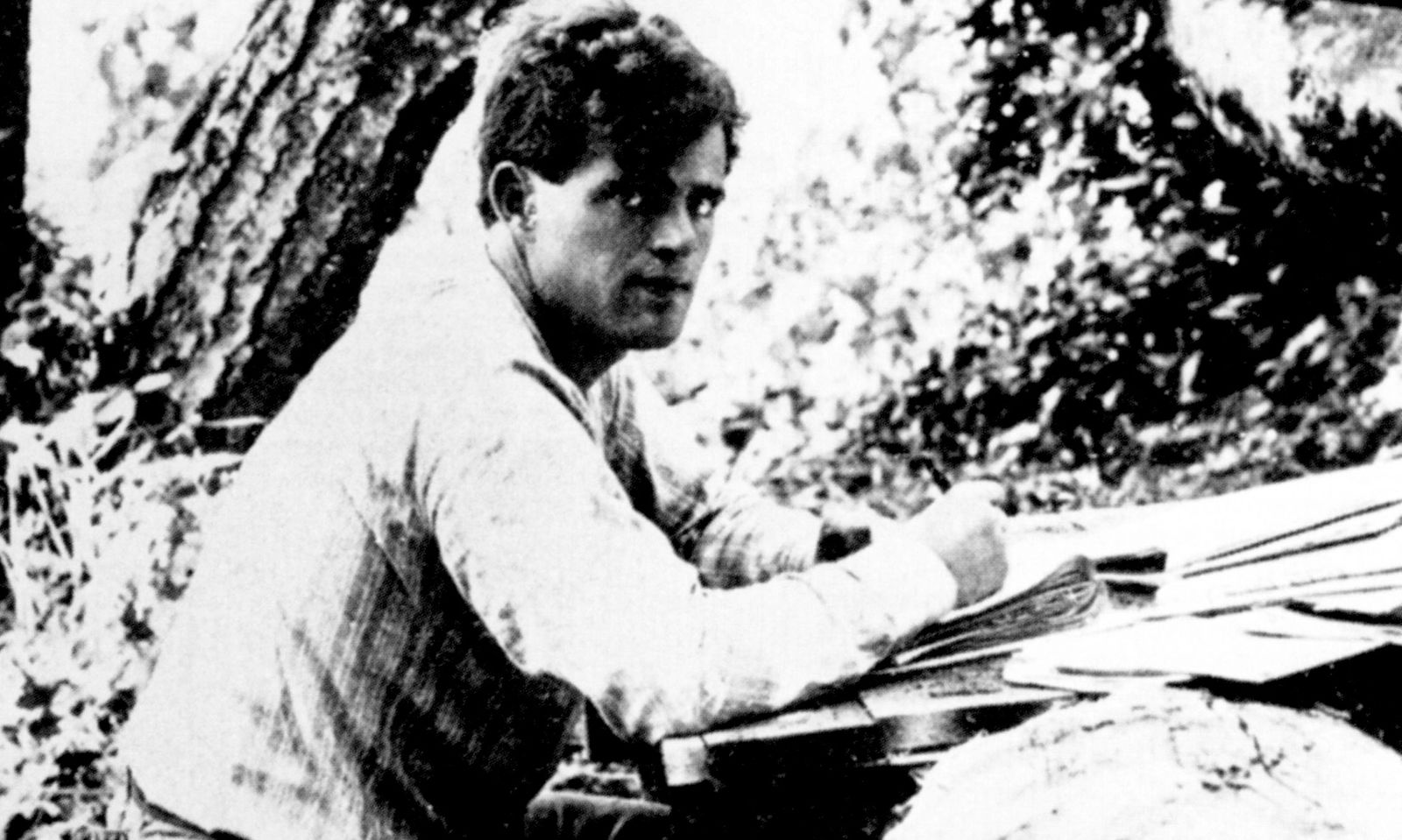 Wolf man: Why the life of Jack London was as wild as his books   National  Geographic