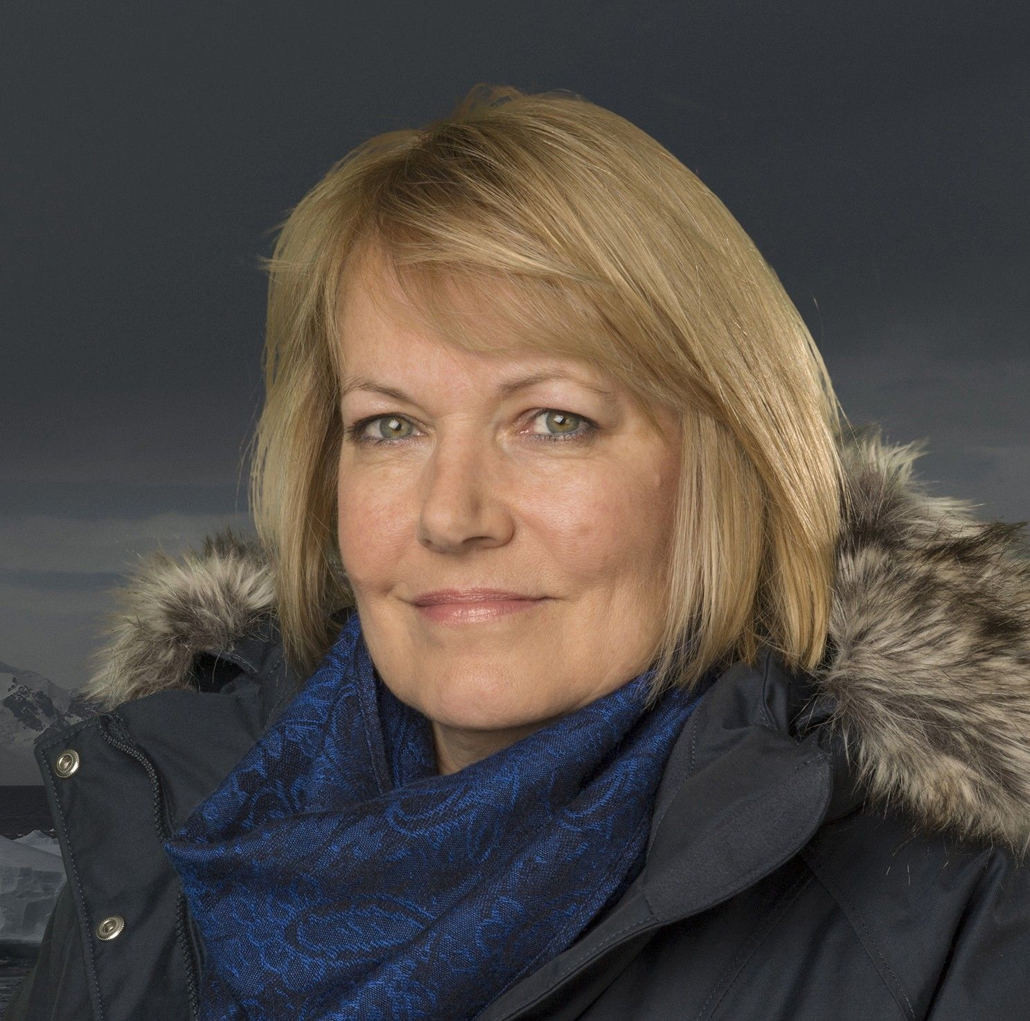 """Some people find it hard to believe that the Director of the British Antarctic Survey is a woman."""