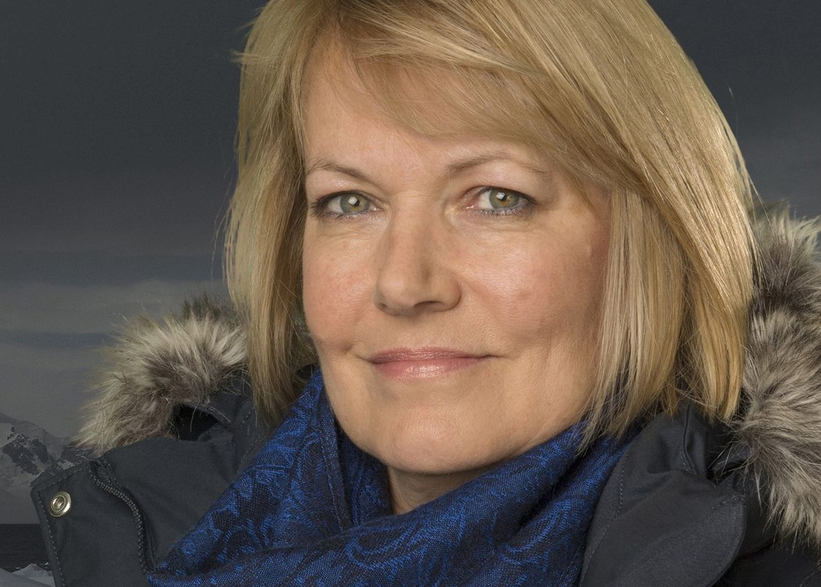 Women of Impact: Jane Francis, climate scientist