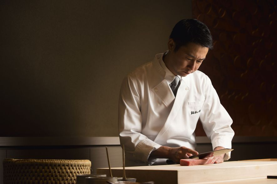 The master of sushi: an interview with Rei Masuda