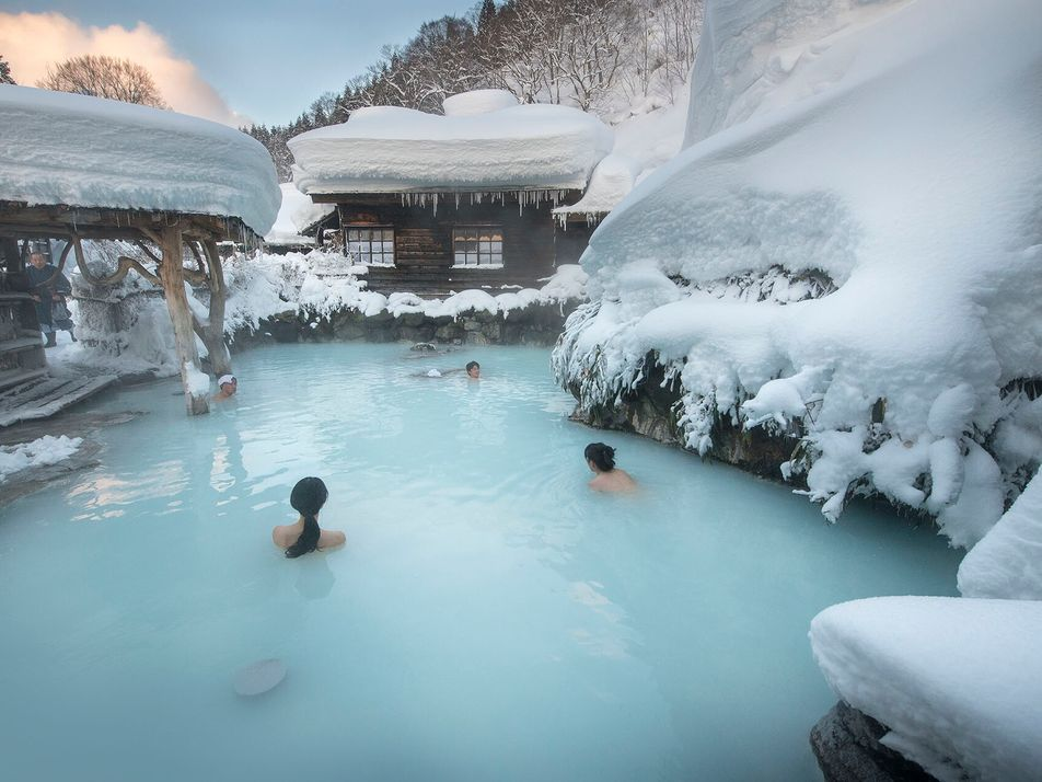 The wild north: snapshots of life and landscapes in Tohoku, Japan