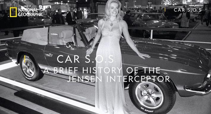 Car SOS - A short history of the Jensen Interceptor