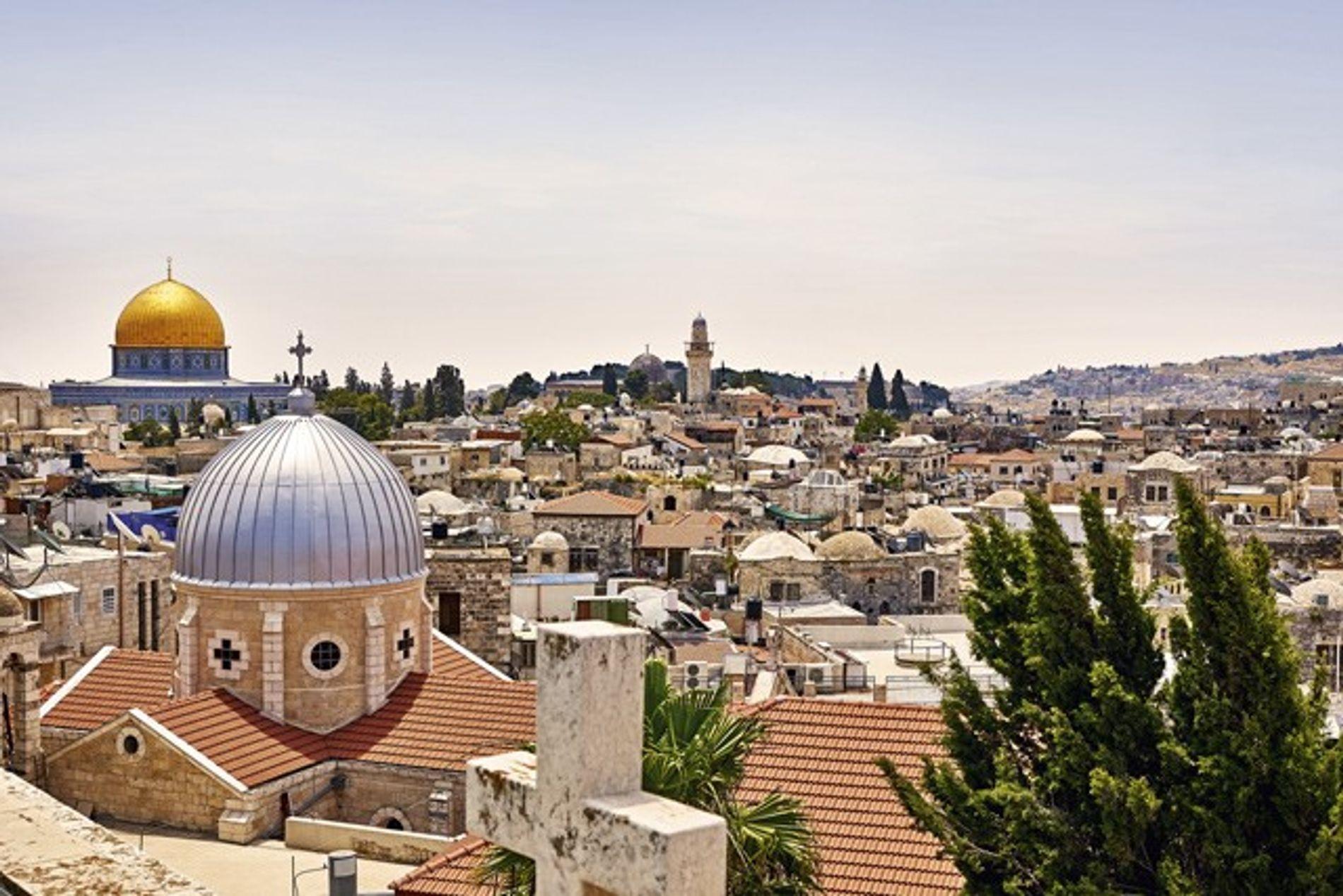 City life: Jerusalem