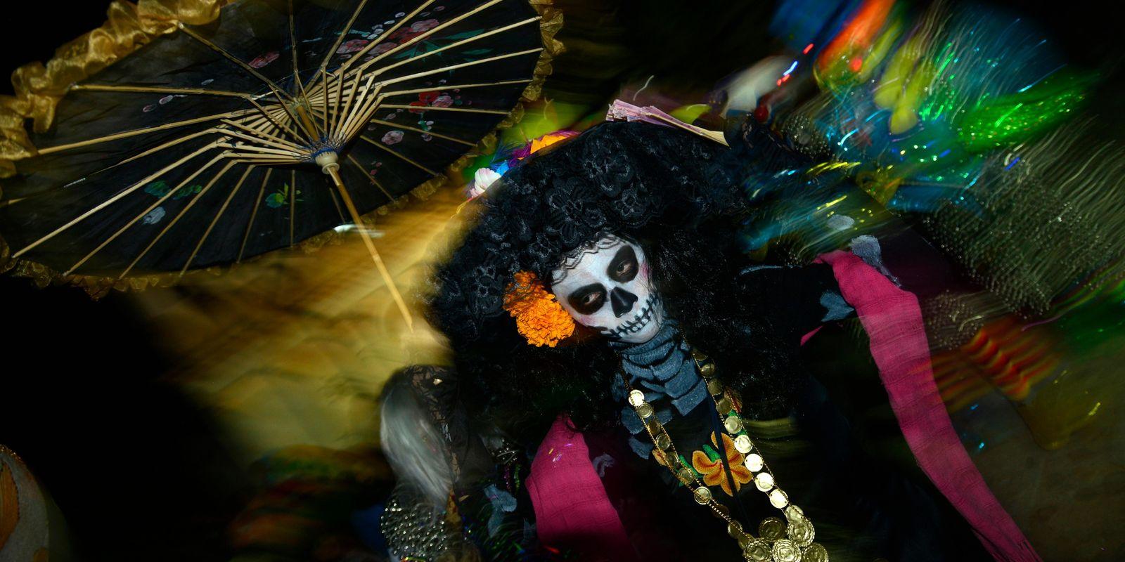 Exploring Oaxaca on Dia De Los Muertos