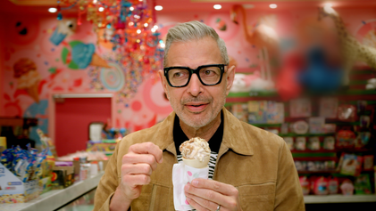 """Why Jeff Goldblum is in """"a cycle of particularly appetised curiosity"""""""