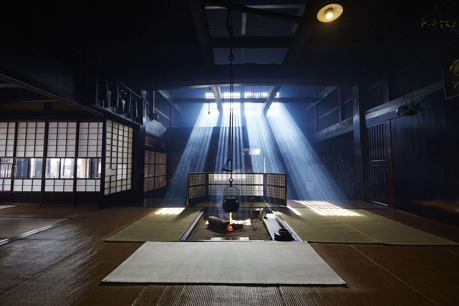 Wakihonjin Okuya teahouse, Nakasendo
