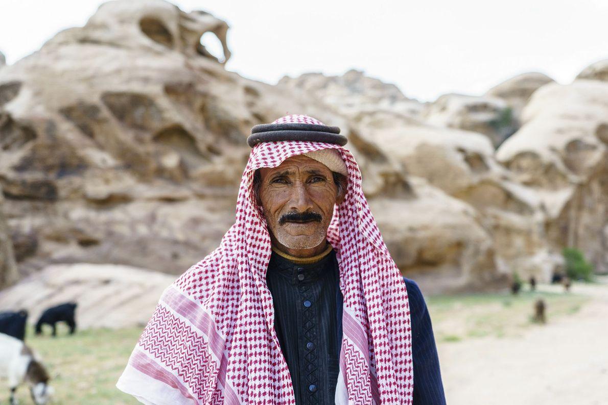 Bedouins have roamed Jordan for centuries.