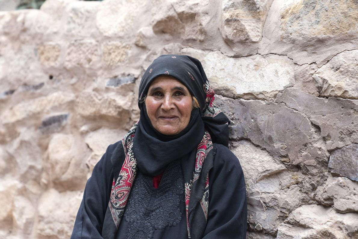 Bedouins make excellent local guides.