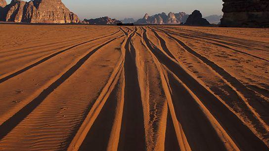 Desert, Jordan