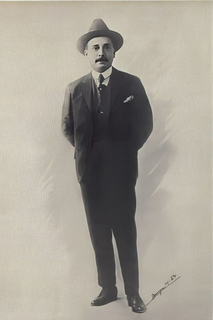 José Gregorio Hernández, Archival photo