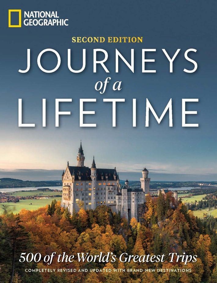 Find more trip ideas in the National Geographic book Journeys of a Lifetime.