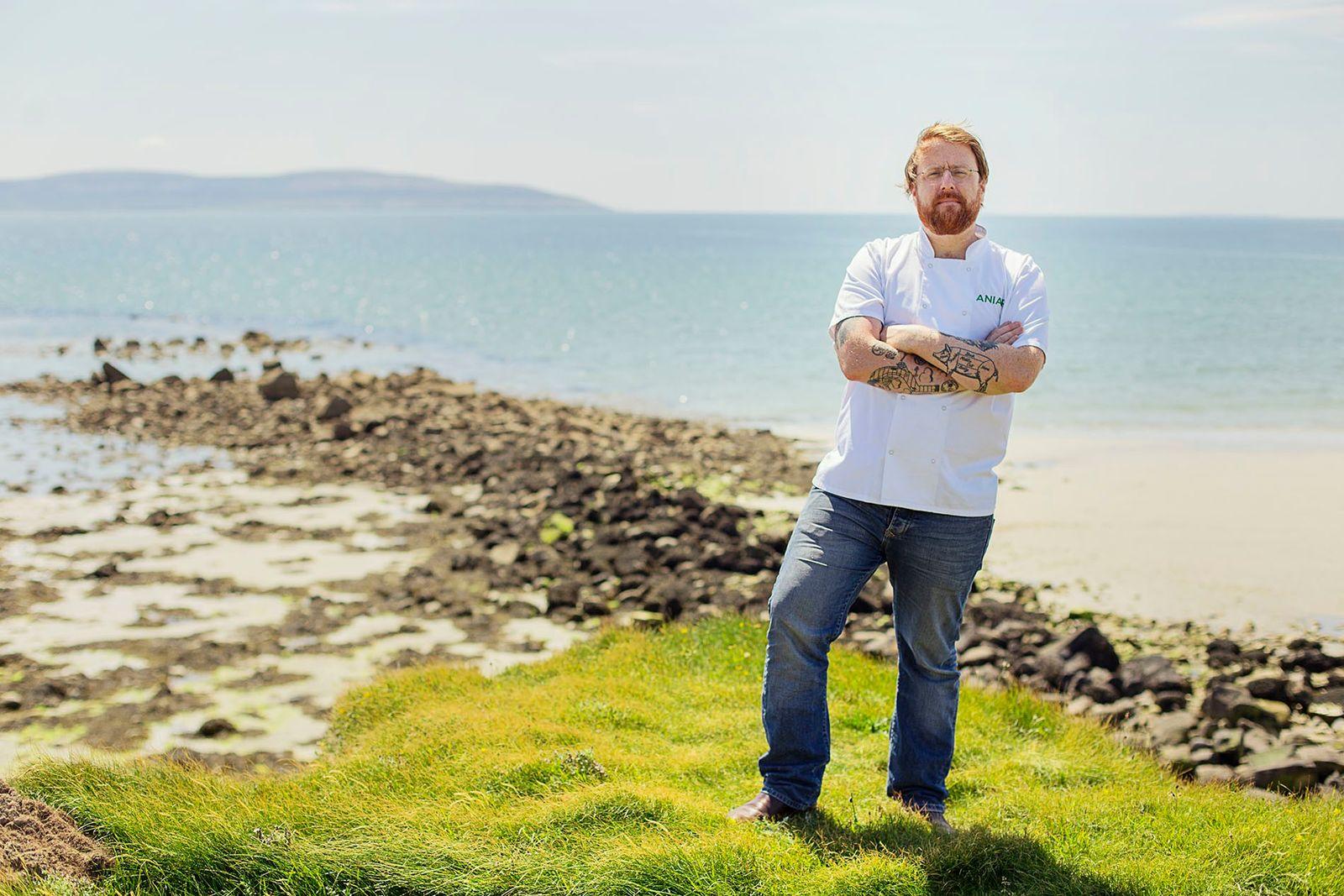 Irish chef Jp McMahon on Galway's best restaurants