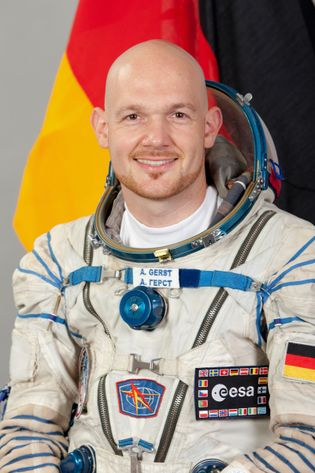 European Space Agency astronaut Alexander Gerst is on his second mission to the ISS.