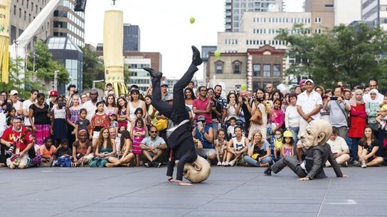 Just for Laughs festival, Montreal
