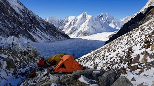 Climbers attempt 'impossible' K2 winter ascent