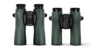 The new NL Pure 32 premium-class binoculars by Swarovski Optik.