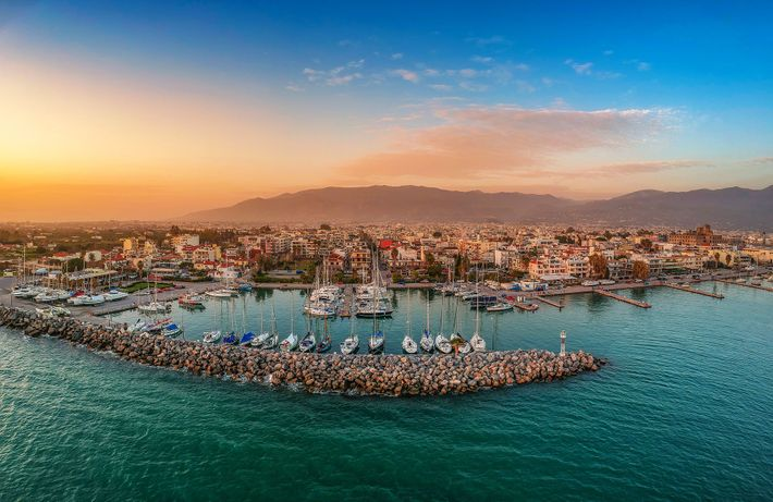 Kalamata is Messinia's capital and the second-largest city in the Peloponnese, famed for its long beach and ...