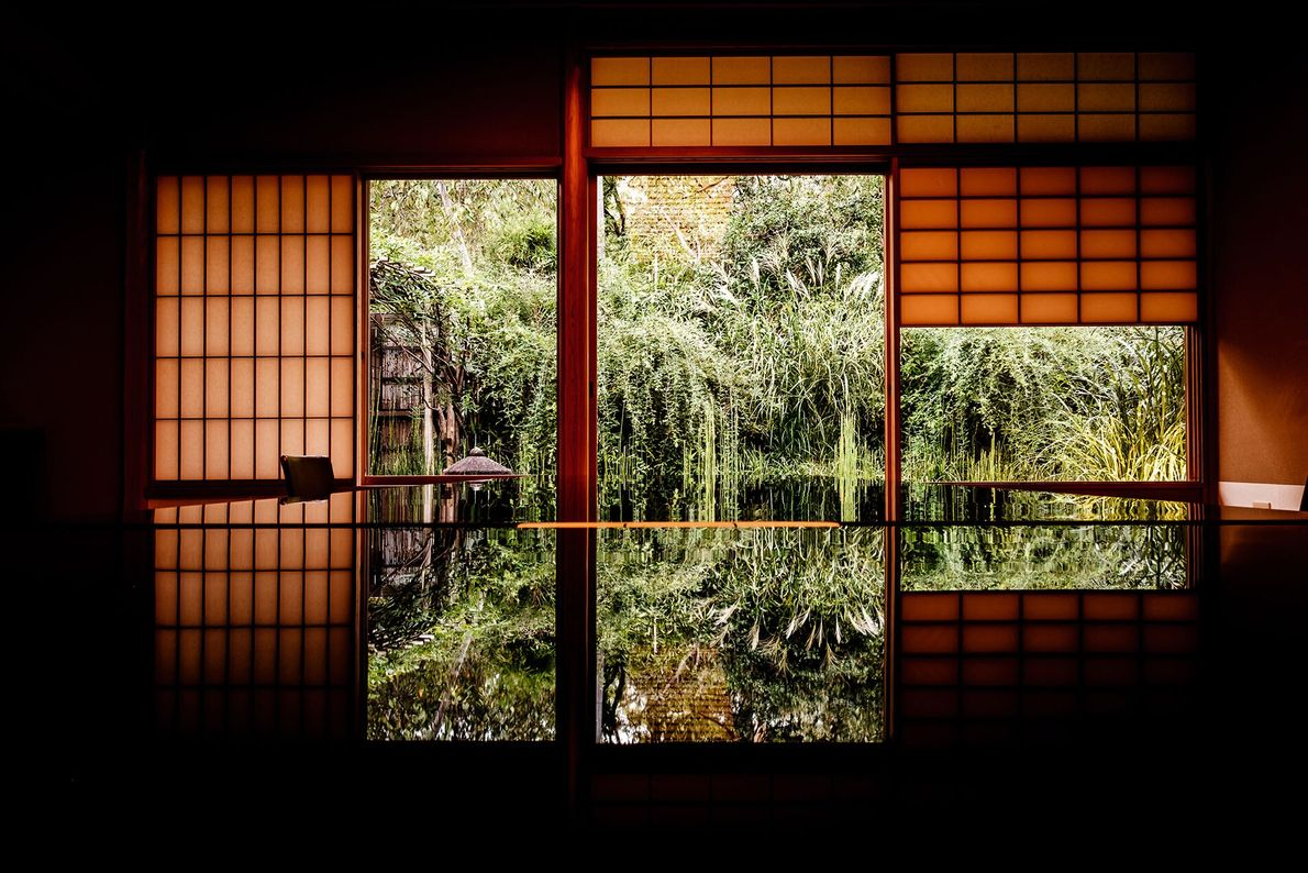 The atmospheric city of Kyoto was home to the Imperial family throughout the Heian period (794 to ...