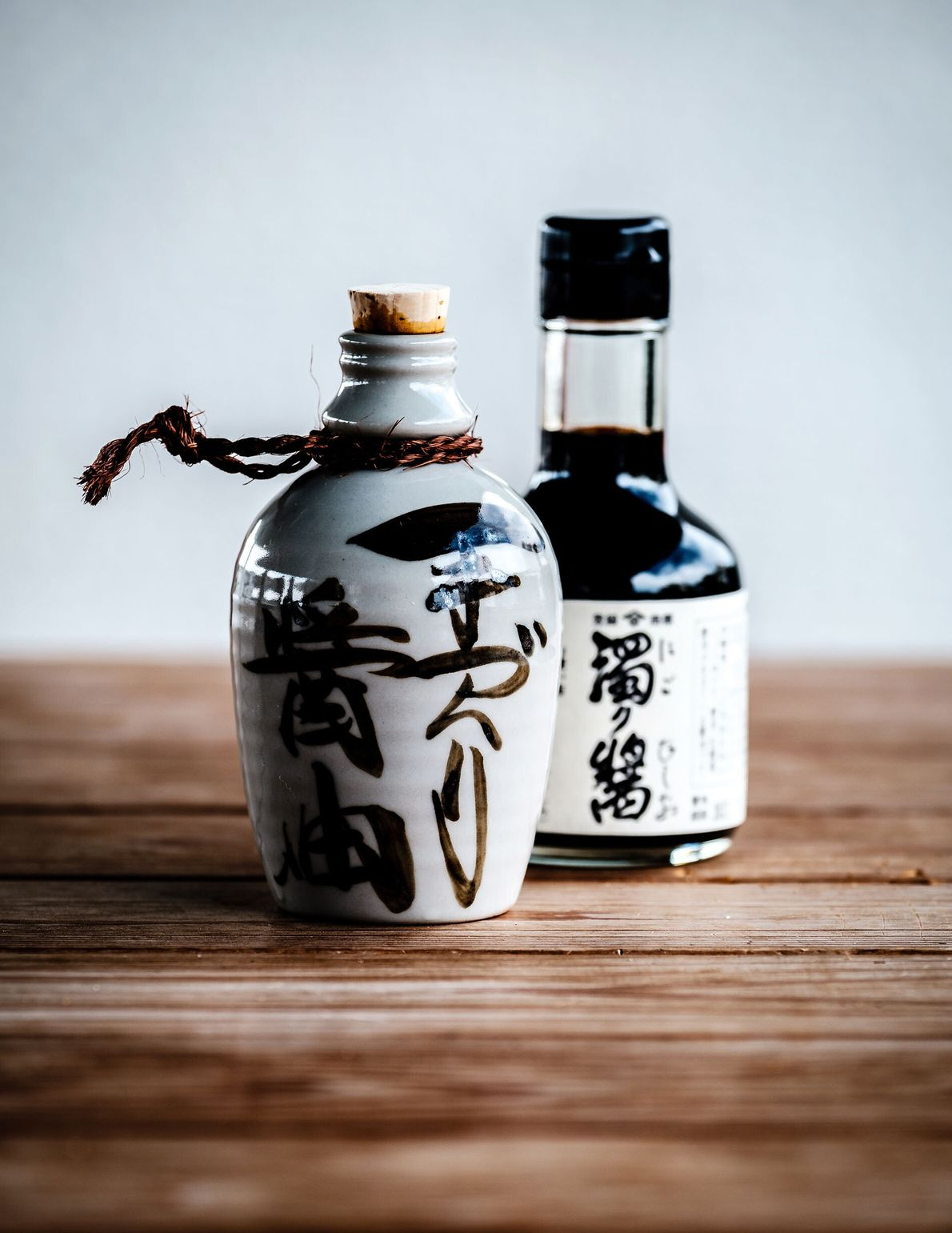 Japanese shōyu was first discovered as a byproduct of kinzanji-miso and quickly became an essential flavouring in Japanese cuisine. ...