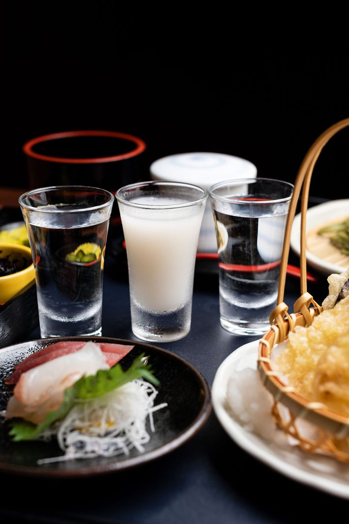 Today, sake has a central role in Japanese society. It's served at weddings, consumed merrily at festivals, and ...