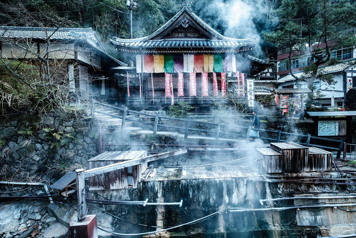 The area also has countless ancient onsen, such as Yunomine Onsen in Tanabe. In fact, the ...