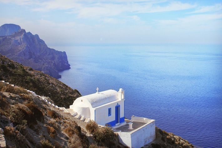Karpathos, the second-largest of the Dodecanese Islands, is a 40-minute flight from Rhodes, or three hours ...