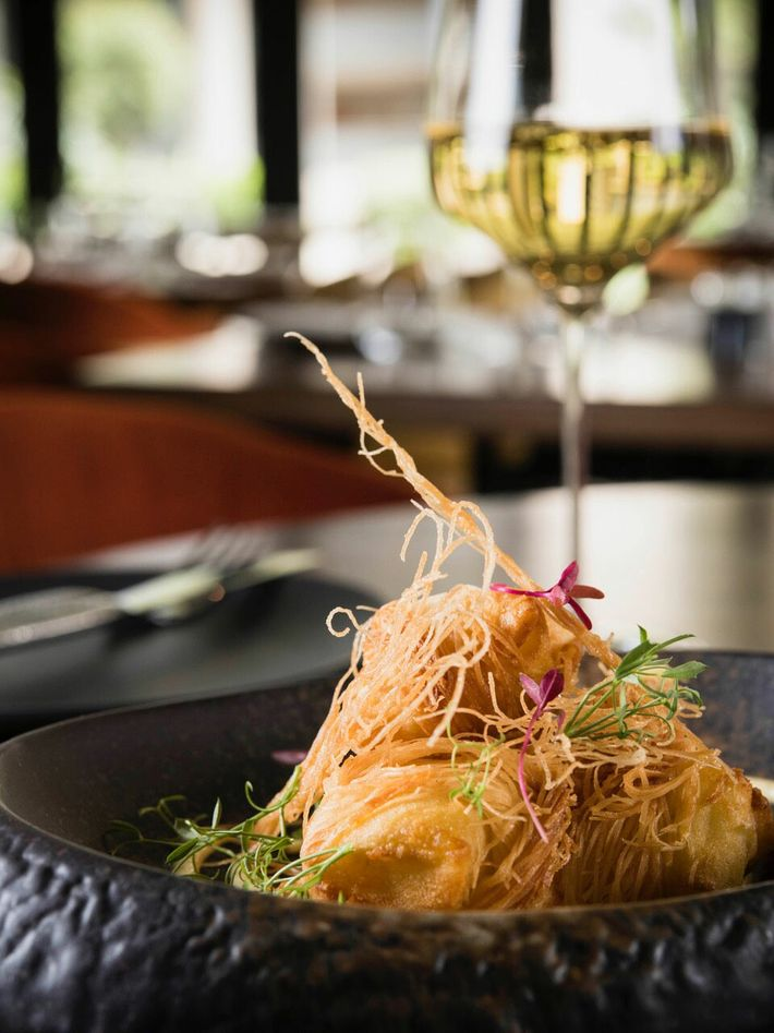 Coco uses as many local ingredients as possible to create interesting, unusual dishes like kataiff and ...