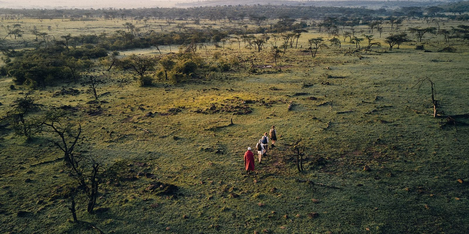 Walking with lions: exploring Kenya's lesser-visited Maasai Mara conservancies on foot
