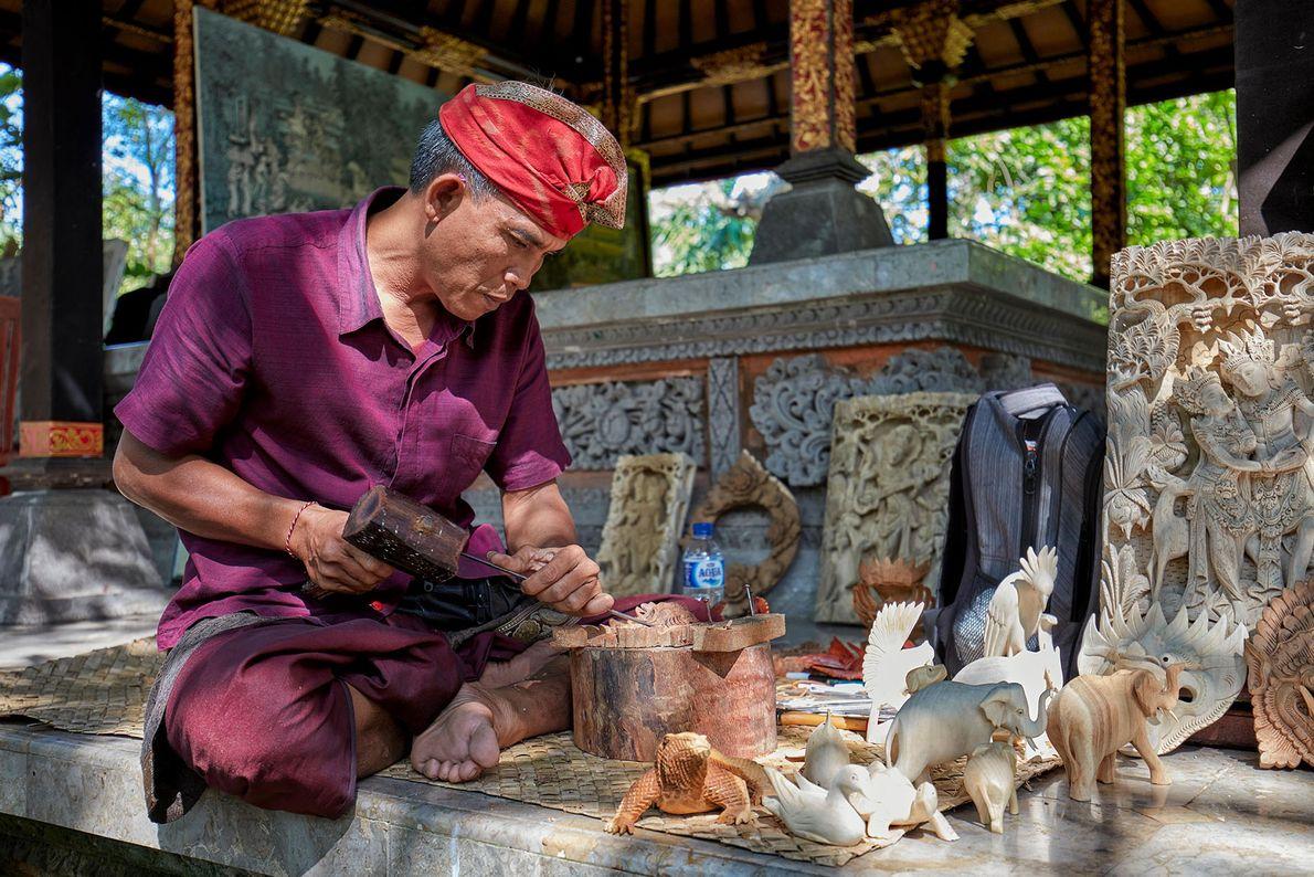 Beyond the beach: five of the best Balinese art galleries