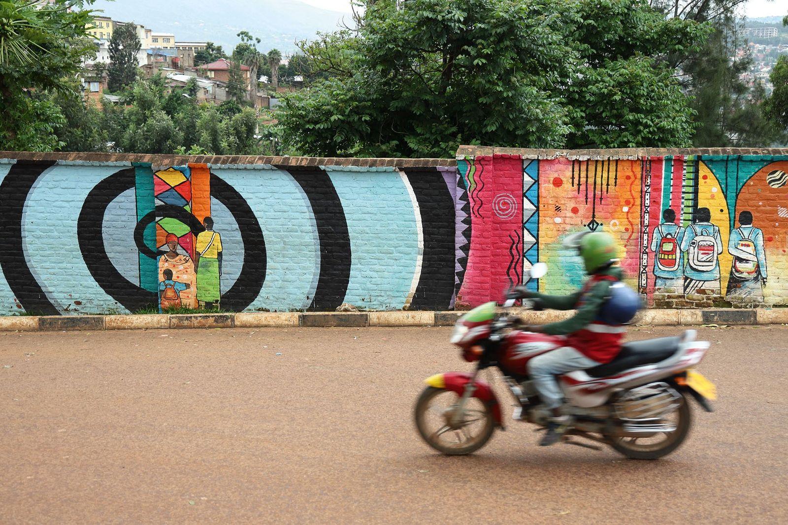 Kigali: how creativity has transformed the Rwandan capital
