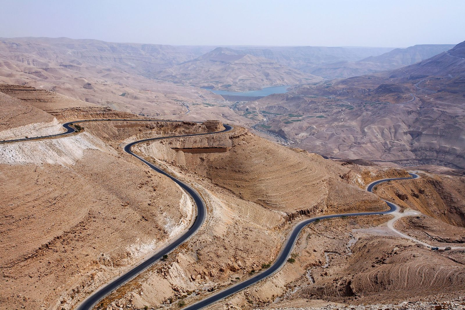 10 ancient highways around the world