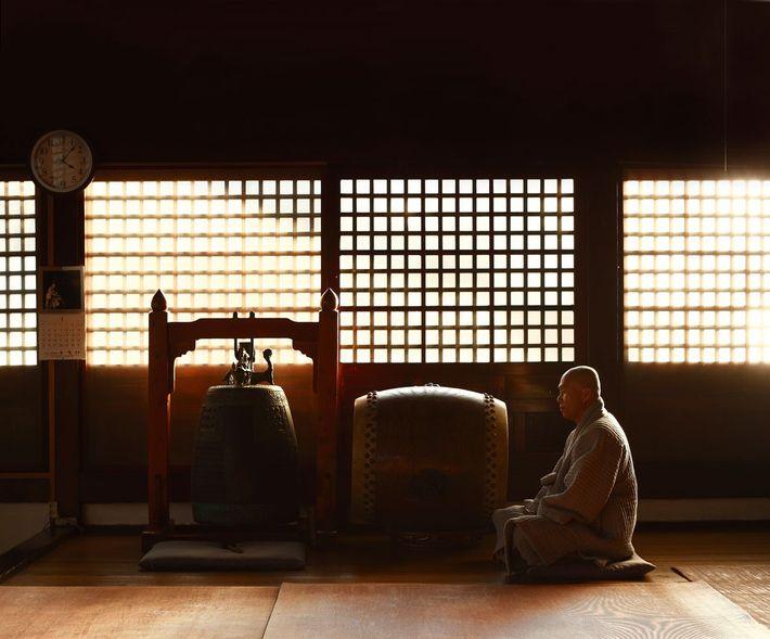 Finding enlightenment in Korea