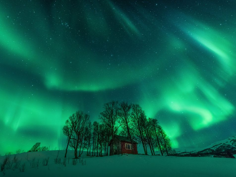 Incredible pictures of northern Norway – a landscape that inspires fantasy