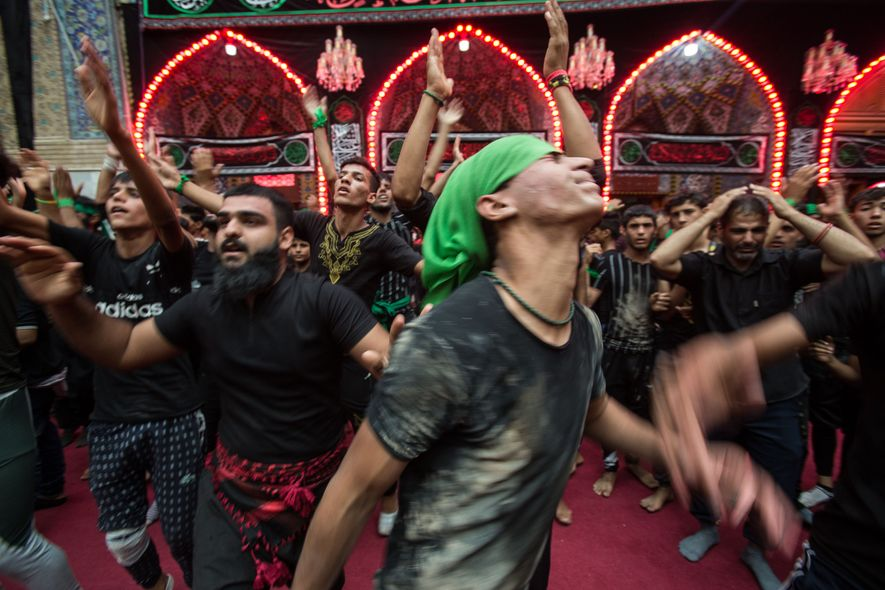 Different Shia groups culminate in Karbala for Arba'een, and with them come different ways of showing ...