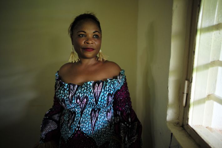 'Every time I tried to sleep, I had nightmares. I was so afraid.' Jane Mukunilwa was one of ...