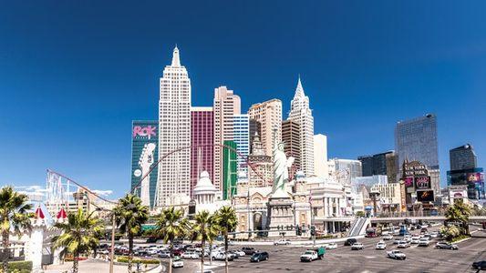 City life: Las Vegas