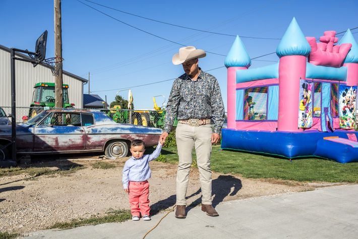 Latinos came to Wilder, Idaho, as migrant farmworkers in the second half of the 20th century; ...