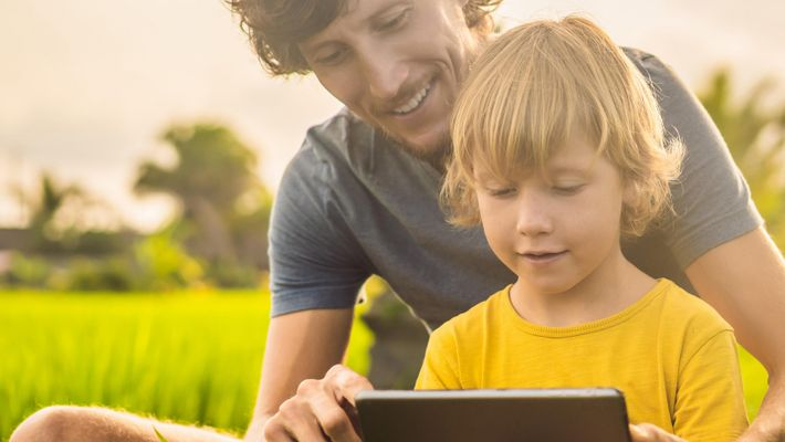 """Now is not the time to demonise screen time."" Striking a balance between outdoor activity and ..."