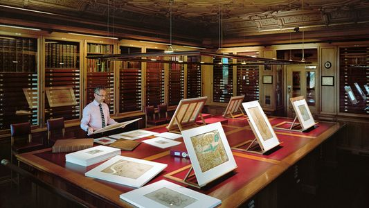Explore Da Vinci works from The Queen's private collection